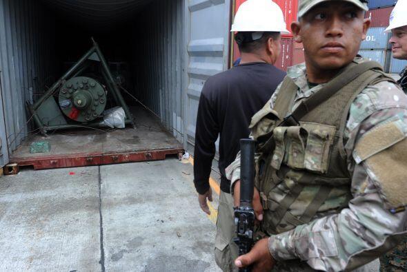 Las autoridades panameñas han insistido en que los registros se encuentr...