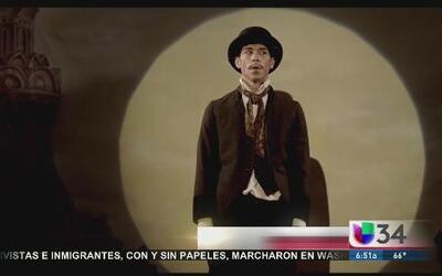 ¿Desnudan a Cantinflas en su película?