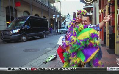 Elvis estuvo en New Orleans haciendo de las suyas