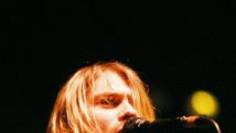 Kurt Cobain murió el 5 de abril de 1994 en su casa de Seattle.