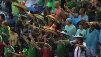 La FIFA castiga a las aficiones de México y Chile por conductas inapropi...