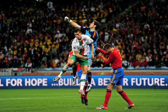Iker Casillas también tendrá la oportunidad de batir la ma...