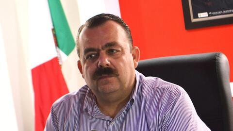 Fiscal General de Nayarit Edgar Veytia