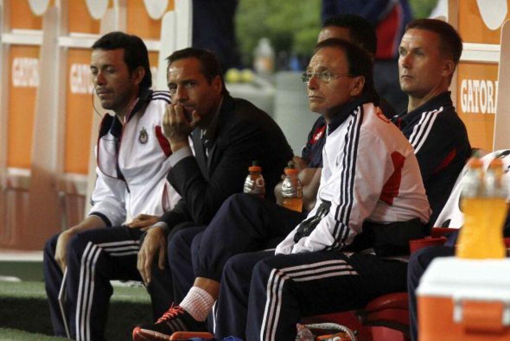 Tras desligarse hace un año de la asesoría del holandés Johan Cruyff, pr...