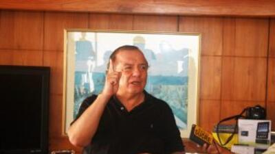 Ex candidato presidencial Alvaro Noboa reclama un recuento de votos sobr...