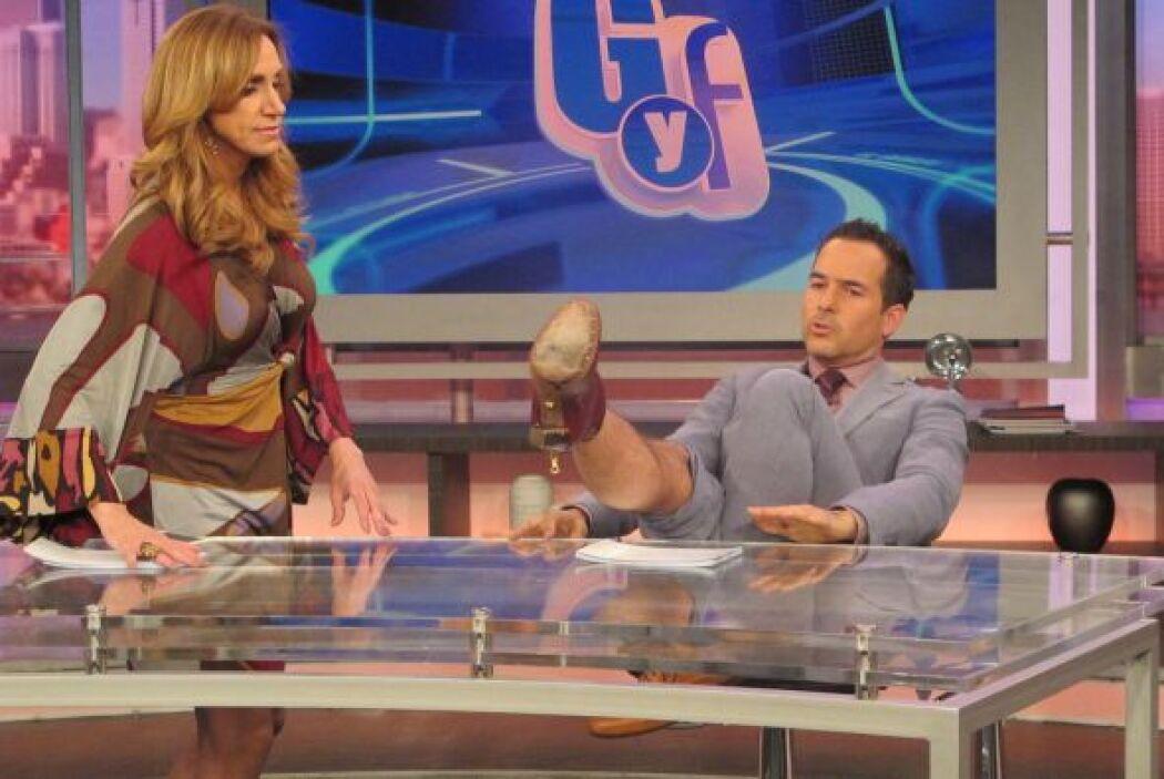 Este será un día que Carlos y Lili no olvidarán.