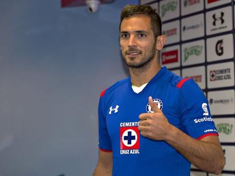 La 'carta fuerte' de Cruz Azul para el próximo torneo se llama Ro...