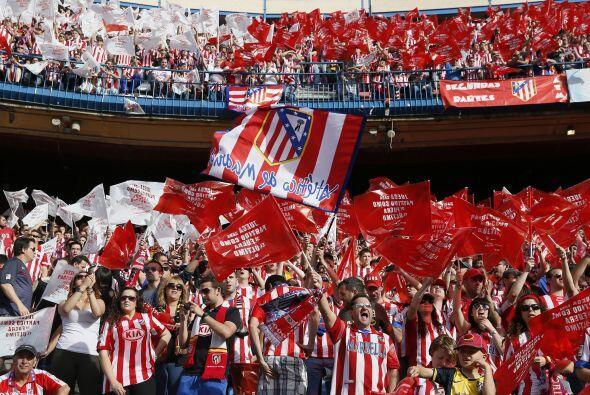 La penúltima fecha de la Liga española podía dejarn...