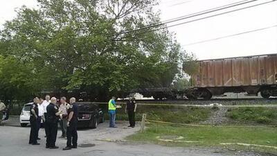 Autoridades de San Marcos informaron que un hombre fue impactado por un...