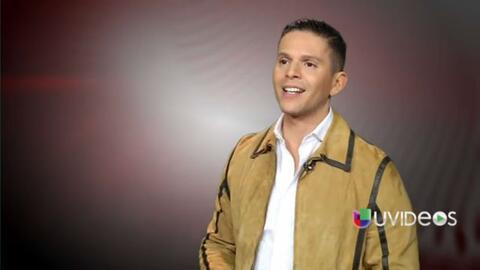 Rodner Figueroa está feliz con su nominación a los Premios TVyNovelas