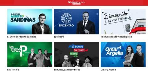 Uforia Audio- On-Demand tiene para ti 17 podcasts con la mejor informaci...
