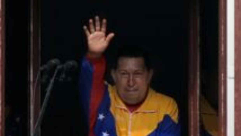 El presidente de Venezuela, Hugo Chávez, ha venido enfrentando diversos...
