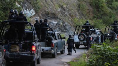 Policía de Guerrero