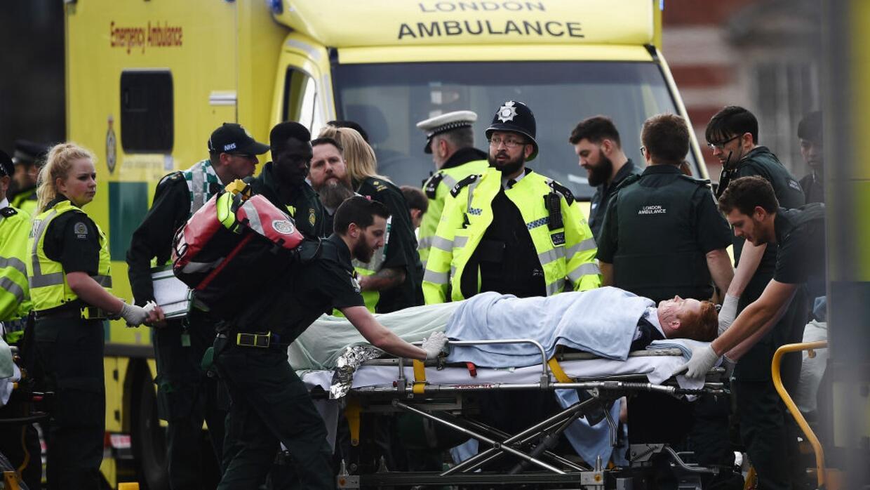 Esto es lo que sabemos hasta ahora del ataque en el Parlamento británico...
