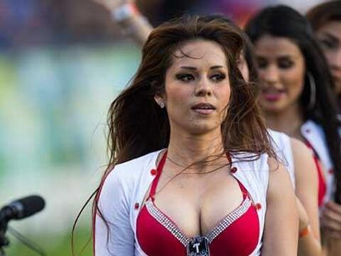 Vota por las porristas del Tigres vs. Querétaro en la jornada 12,...