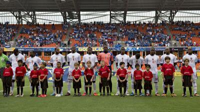 Selección Nacional Haití