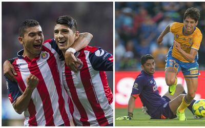 Sin europeos, este sería el 11 ideal del TRI con puro jugador de Liga MX