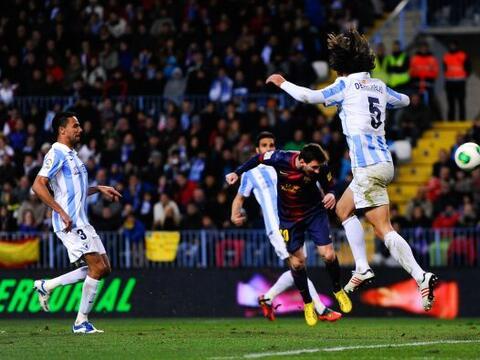 El conjunto del Barcelona tenía un duelo clave en la vuelta de cu...