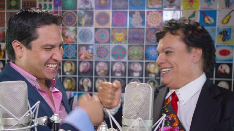 Julión Álvarez y Juan Gabriel