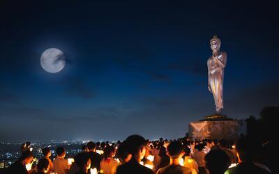 10 de mayo | Luna llena de Wesak, el romance y el dinero están bien ausp...