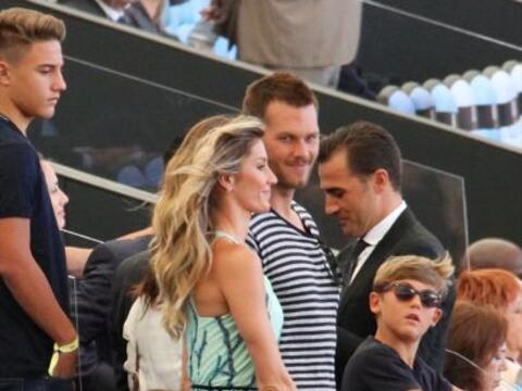 La Top Model, Gisele Bundchen, llevó a su quarterback favorito a...