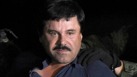 The accused Mexican drug trafficker, El CXhapo Guzman, could be headed f...