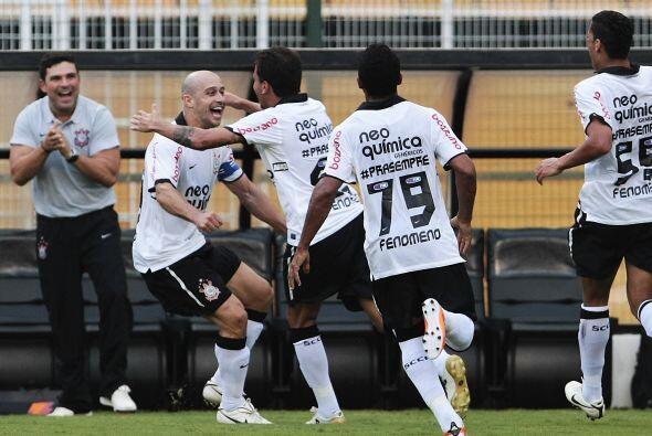 El Corinthians derrotó al Santos 3-1. Fue una jornada emotiva, po...