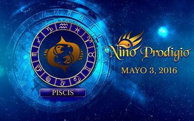 Niño Prodigio - Piscis 3 de mayo, 2016