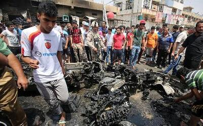 Daily Brief: ISIS Attacks in Baghdad