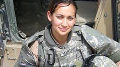 Este martes, en 'Aquí y Ahora', la historia de la mamá soldado af41107d4...