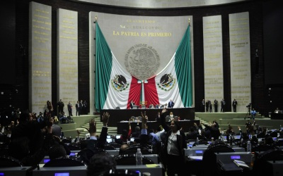 Cámara de Diputados de México.