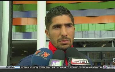 """Jair Pereira: """"Tenemos que olvidarnos de los tropiezos"""""""
