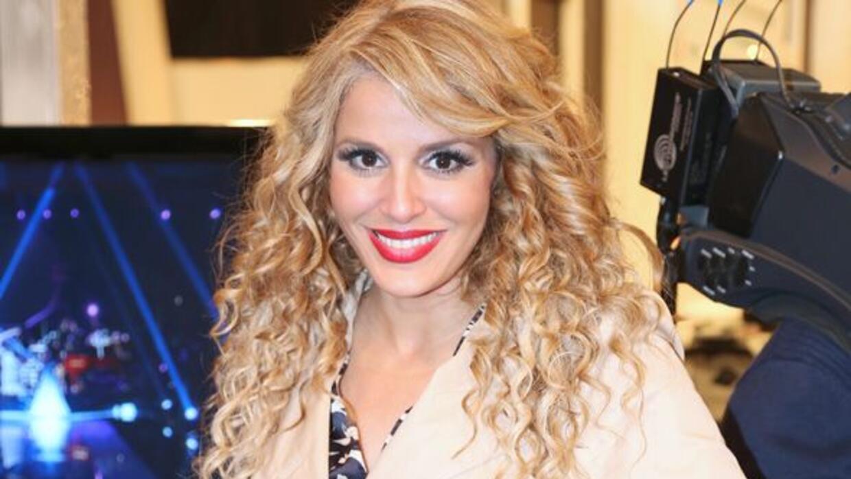 La actriz cubana desearía tener tres hijos.