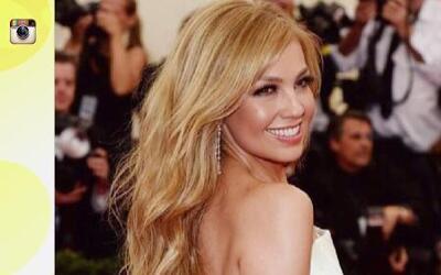 Mira el glamour de Thalía en la 'Met Gala'