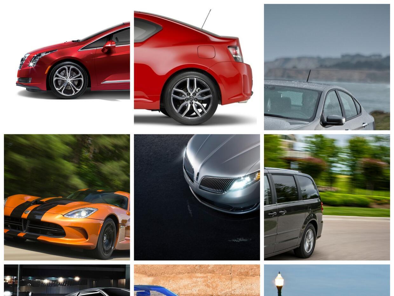 Autos que no regresarán en 2017