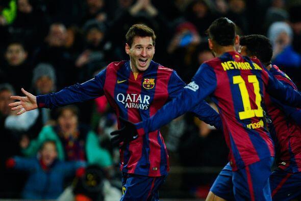 El 1° de febrero el Barcelona recibió al duro Villarreal al que derrotó...
