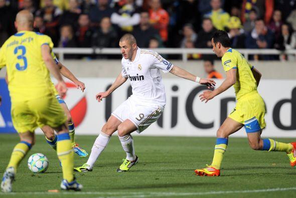 El triunfo con autoridad en Nicosia del Real Madrid (0-3) no conduce a J...