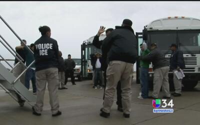 ¿Qué derechos tiene ante una deportación?
