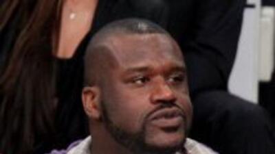Shaquille dio su opinión acerca del 'lockout' de la NBA.