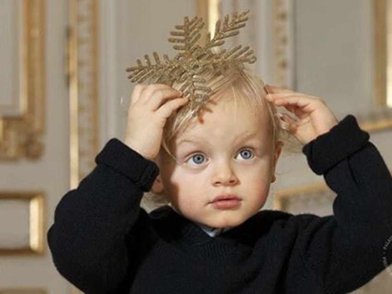 El Príncipe Jacques está listo para recibir a la Navidad e...