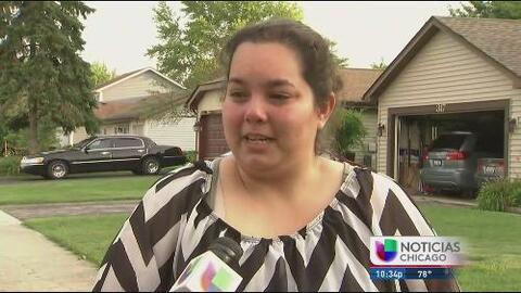 Mujer latina herida de gravedad luego de que la impactara un rayo en Bol...
