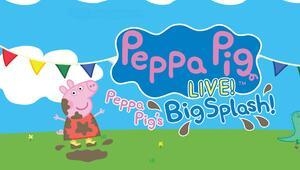 Peppa Pig Big Splash Live