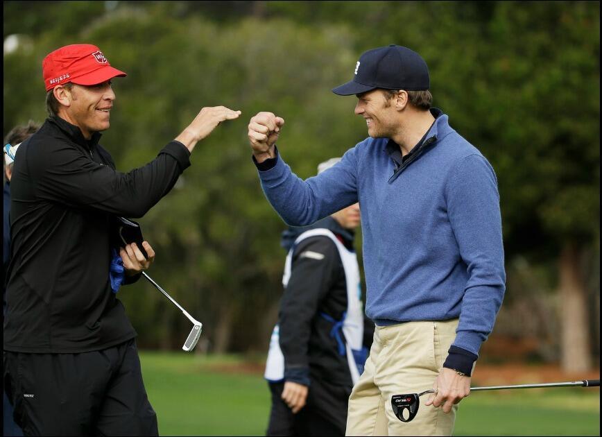 Con motivo del US Open veamos a jugadores NFL con habilidad en el golf