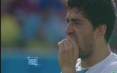 Fuera del Mundial el uruguayo Luis Suárez