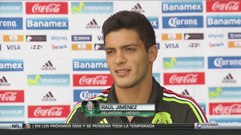 """Raúl Jiménez y el 7-0: """"Tenemos que dejar ese capítulo amargo atrás y pe..."""