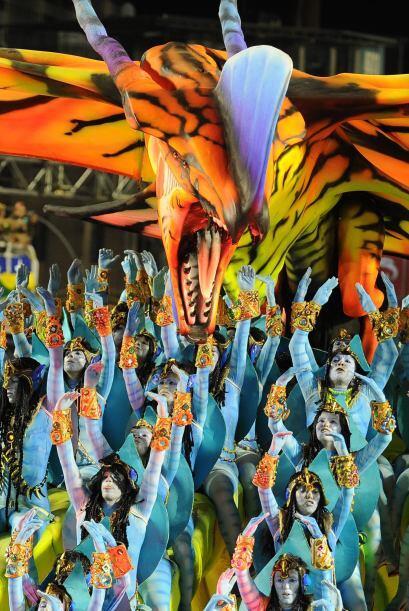 El carnaval más esperado del mundo desborda música y color...
