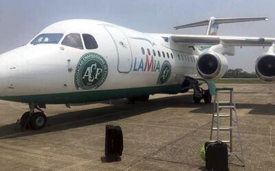 Falta de gasolina, la razón que provocó el accidente aéreo del Chapecoense