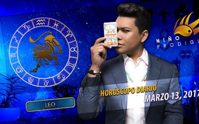 Niño Prodigio - Leo 13 de marzo, 2017