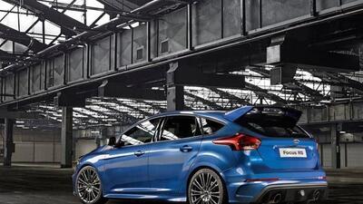 El nuevo RS utiliza el mismo 4 cilindros turbo que equipa el Mustang.