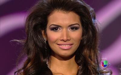 Marisela Demontecristo representa a El Salvador en Nuestra Belleza Latin...